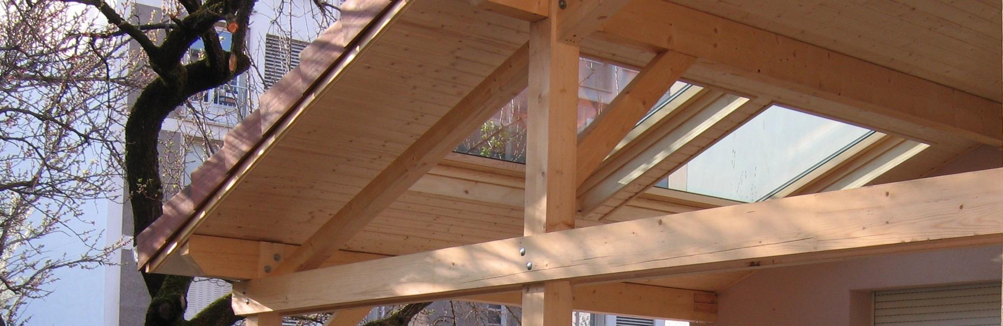 Artizinc à Grenoble (38000) – Extension de toiture (charpente, couverture et zinguerie) // 2012