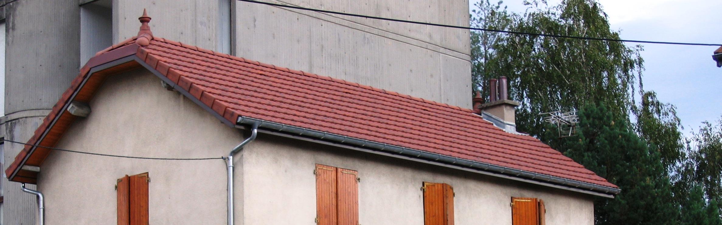 Artizinc à Grenoble (38000) – Rénovation de couverture // 2012