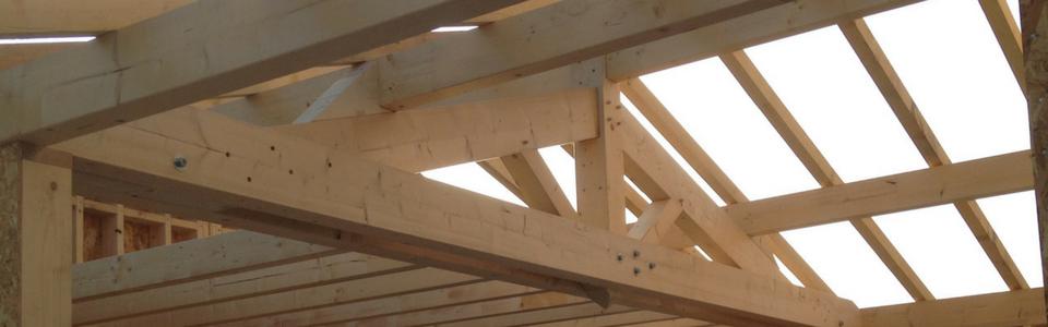 Artizinc à Saint-Geoire-en-Valdaine (38620) – Réalisation d'un garage en ossature bois // 2016